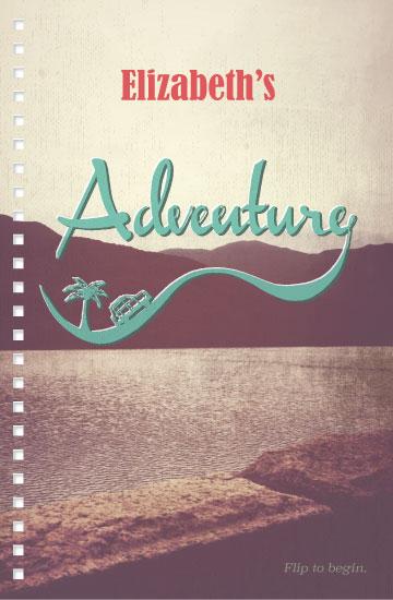 journals - Be adventurous by Siutaam