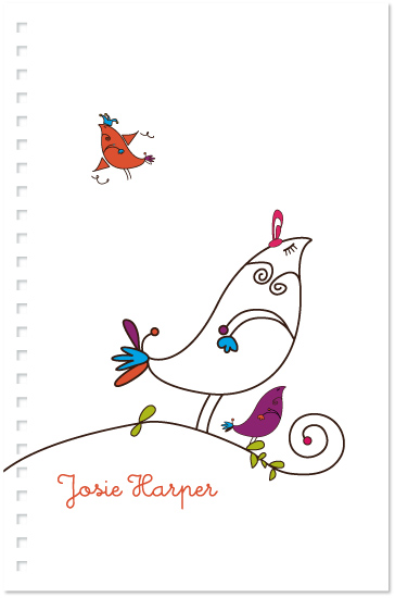 journals - Bird of a different feather by Steph Lambert