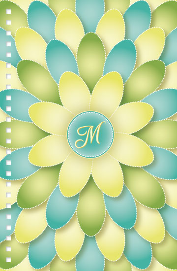 journals - Blooming Brilliant by Kim Carey Design