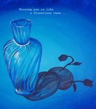 Missing You by Robert S Gregory