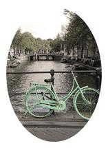 Canal Fiets by Claire Warren