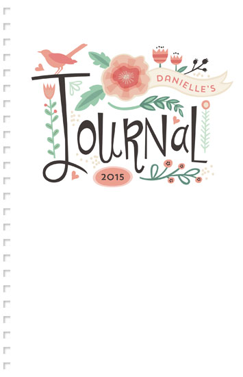 journals - My Pretty by Danielle Hartgers
