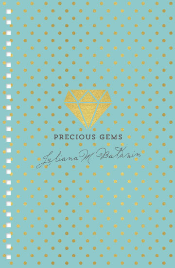 journals - Precious Gems by The Spotted Olive