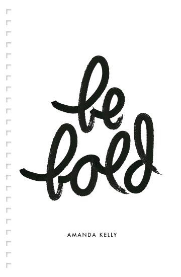 journals - Bold Statement by Sandra Picco Design