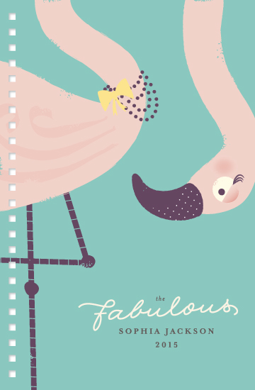 journals - glamour by Rebecca Bowen
