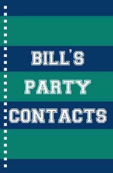 party contact boys
