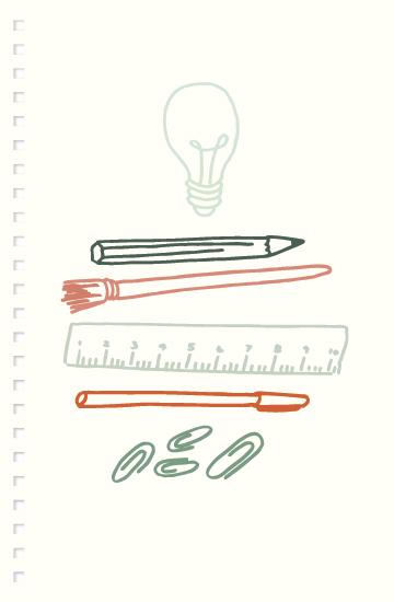 journals - the Inspiration Gang by Kristen Dake