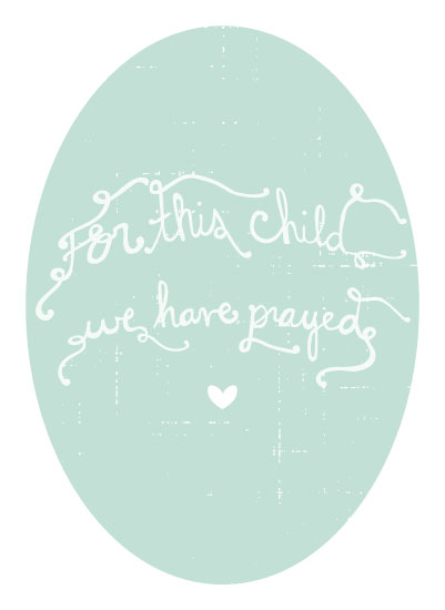 art prints - For this Child by Brittany Luiz