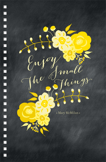 journals - Small Things by Yvette Slaney