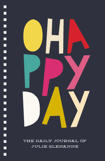 journals - O Happy Day by Up Up Creative