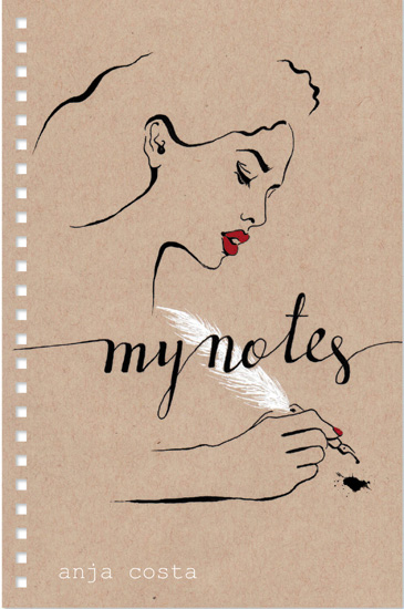 journals - My Notes by anna hammer