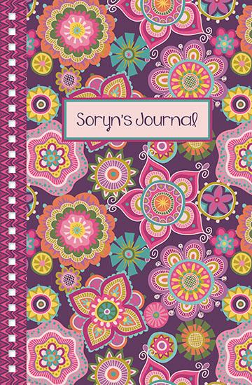 journals - Folky-Dokey by Mary Tanana