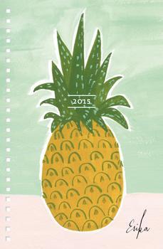 Pineapple Colorblock