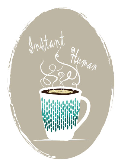 art prints - Instant Human by Melissa Jensen