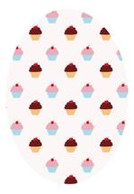 Cupcake Sea by Fabia Moura