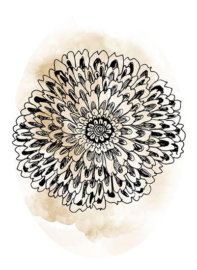 art prints - Efflorescence by Carmelina