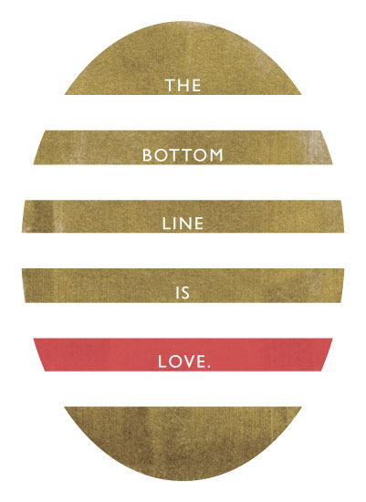 art prints - The Bottom Line by Rachel M Design