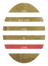 The Bottom Line by Rachel M Design