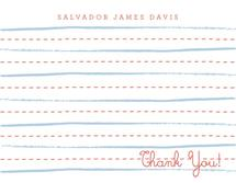 Handwriting Worksheet by Isabel Davis