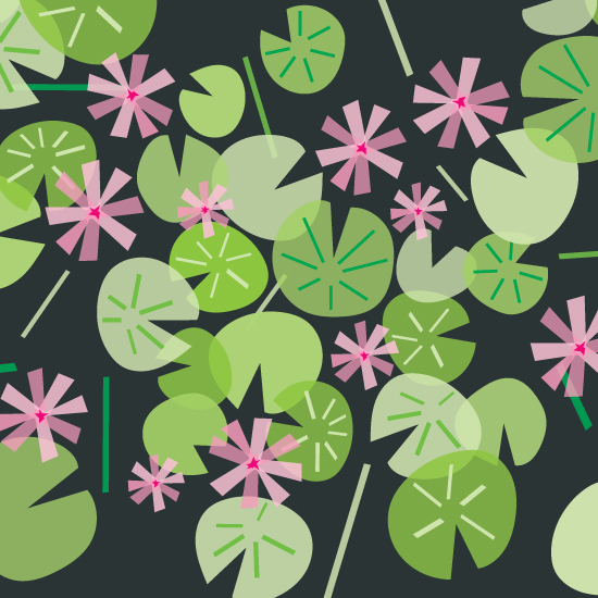 art prints - Aloha Lily by René Tarczon
