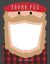 Flannel Thanks by Allison Metcalfe