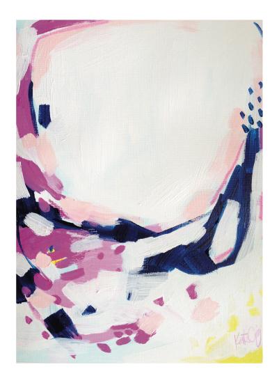 art prints - Swing by Katie Craig