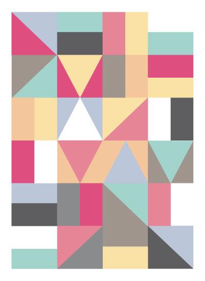 art prints - geomagnetic by youmewheee
