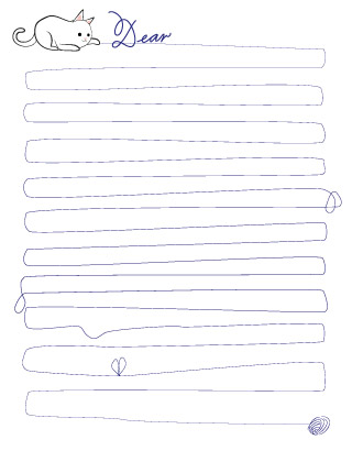 personal stationery - Let's spin some yarn together by Natascha Safarik