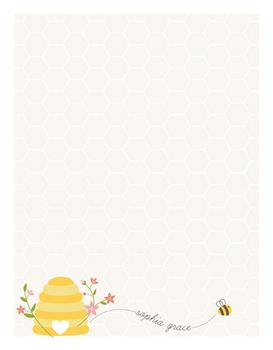 FLORAL BEE
