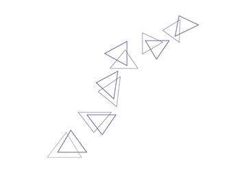 Flying Triangles