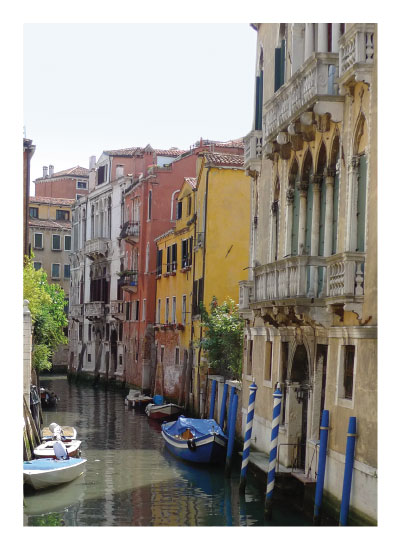 art prints - Venice2 by kistin jordan