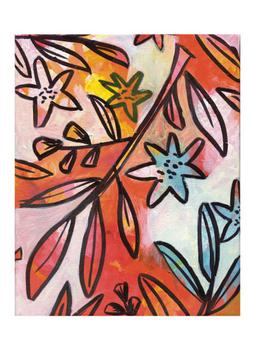 Pen Foliage No. 1