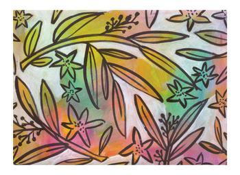 Pen Foliage No. 2