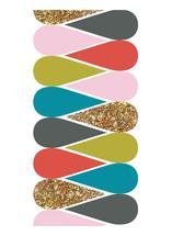 Glitter Drops by Melissa DiRenzo