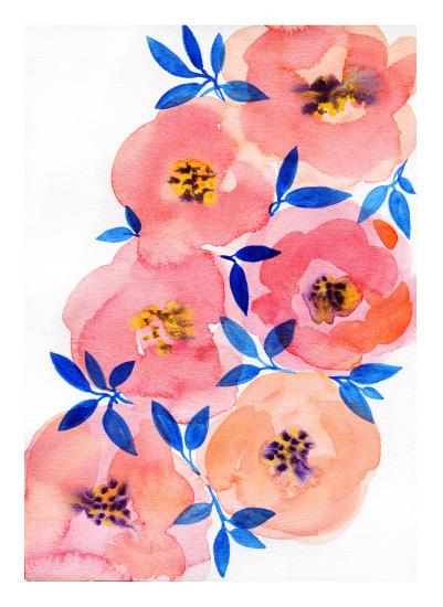 art prints - Tenderness by Alexandra Dzh