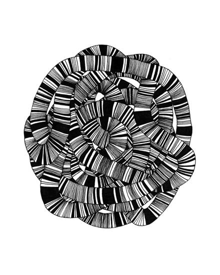 art prints - Sandworm 1 by Jaime Derringer