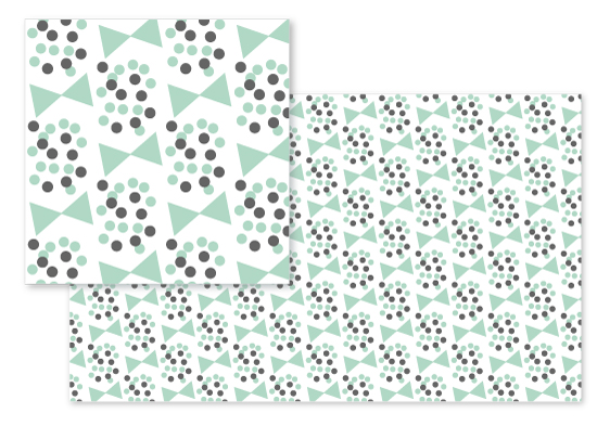 fabric - bowtie dots by curbsidetreasure