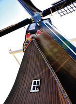 Windmill by Elizabeth Roos