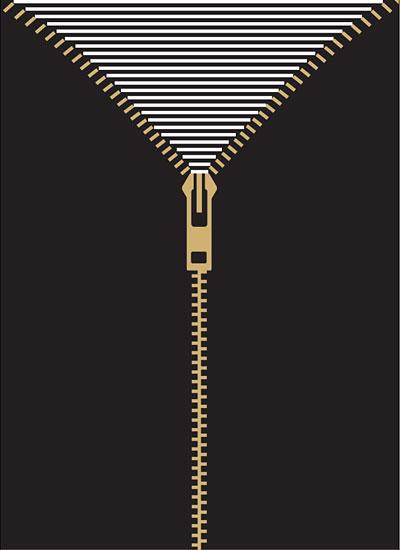 art prints - Unzipped by Jessamy Tsoris