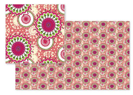 fabric - Folk India by Kashmira Baheti