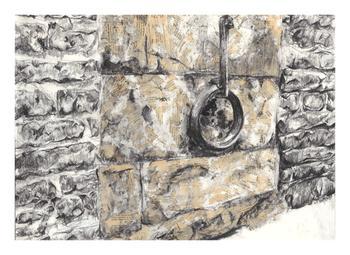 Wall-Post
