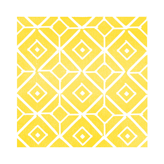 art prints - Bold Tiles No. 1 by Erica Krystek
