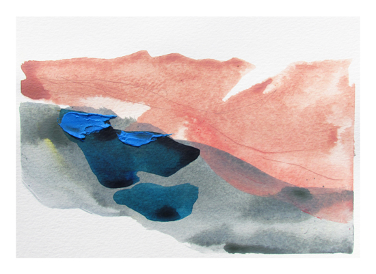 art prints - Morning River by Lauren Adams