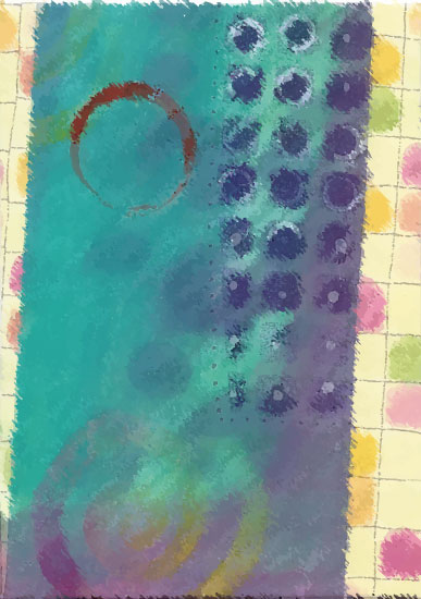 art prints - Circular Reasoning by Carlyn Clark