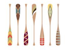 Paddle Patterns by Julie McCarthy