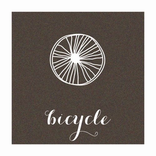 art prints - bicycle by Branislava Balaz