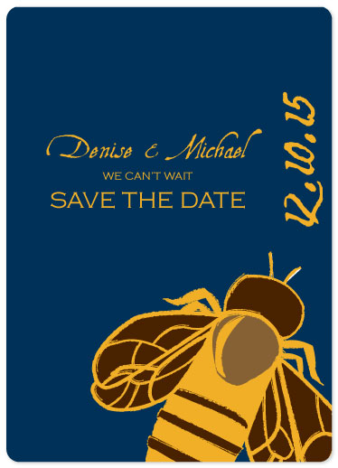 cards - Bee Royal- Save The Date by Ten