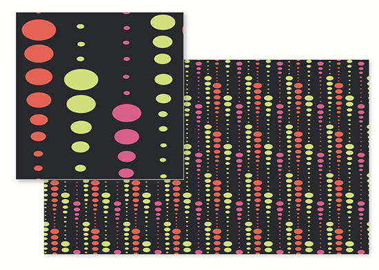 fabric - Extra Dotted by Abhilasha Agrawal