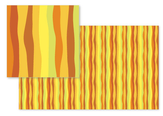 fabric - Citrus Peel by Damaris Kolozsvari