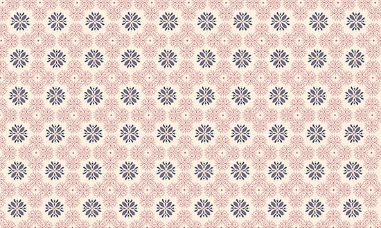 fabric - Flowers & Seeds by Cara Van Valkenburg